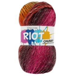 King Cole Riot Chunky -...