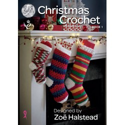 Christmas Crochet Book 1 -...