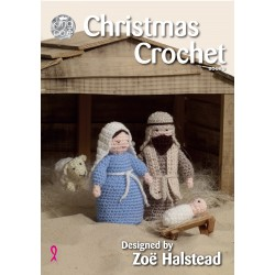 Christmas Crochet Book 3 -...