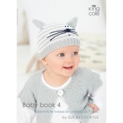 King Cole Baby Buch 4 mit...