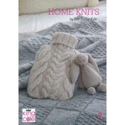 King Cole Home Knits - Heft...