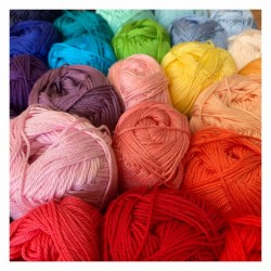 King Cole Giza Cotton 4ply...