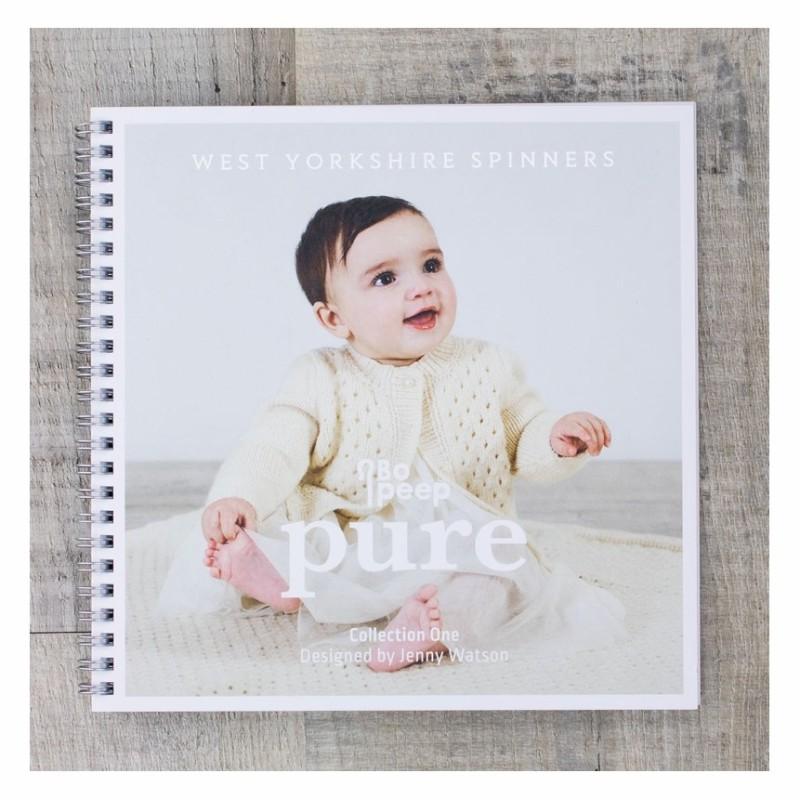 WYS - Bo Peep pure - Collection One - Strick-Anleitungsbuch für Kinderbekleidung