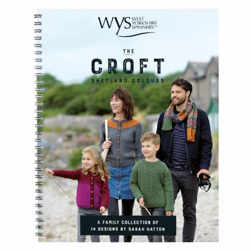 WYS - Musterbuch The Croft Shetland Colours