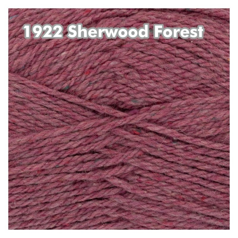 Forest recycled Aran von King Cole - 100% Upcycling-Garn