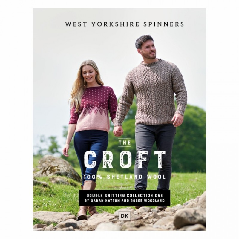 WYS - The Croft DK - Musterbuch Collection One