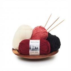 Novita Nordic Wool DK -...