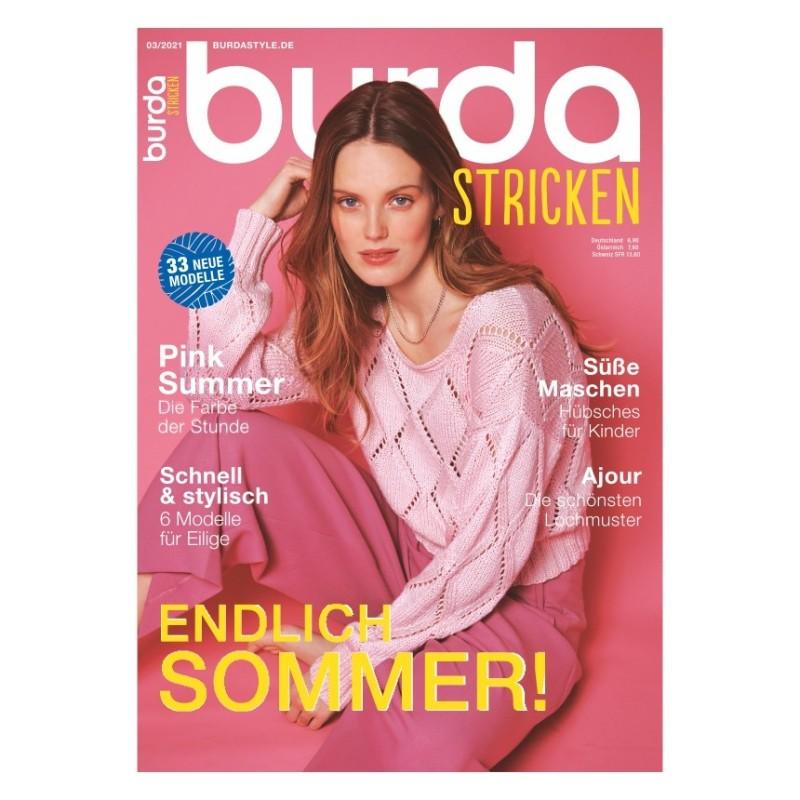 Burda Stricken - 03/2021 - Endlich Sommer