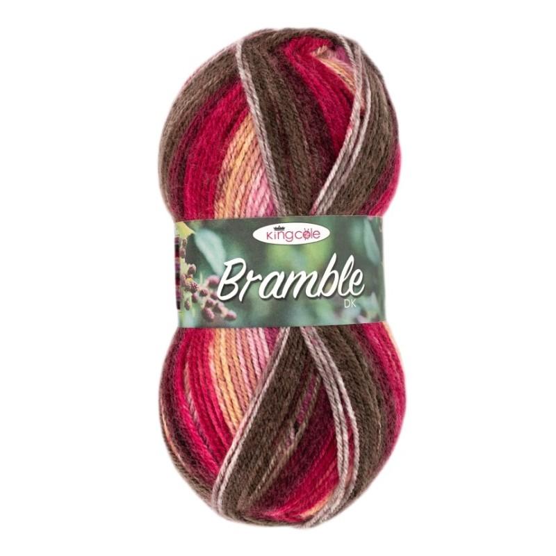 Bramble - selbststreifendes Garn von King Cole