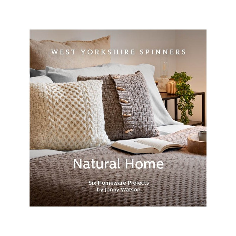 West Yorkshire Spinners - Fleece Natural Home