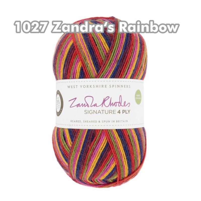 WYS - Signature 4ply - Zandra Rhodes